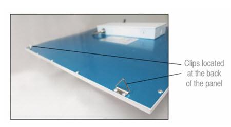 2x4 Led Flat Panel Light Fixtures 60 Watt Shop Great