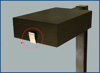 Metal Halide Shoebox Light Fixtures