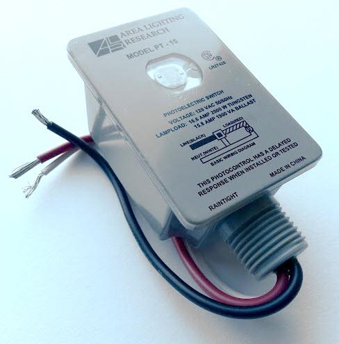 Photocells For Outdoor Lights: Photocell Outdoor Lighting Control 208-277V,Lighting