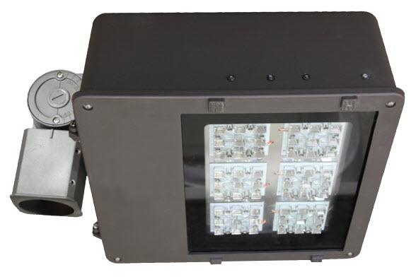 led flood light fixture with 140 watts led flood light