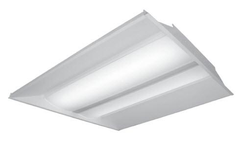 led 2x2 dual deco lens light fixture led 2x2 light fixture. Black Bedroom Furniture Sets. Home Design Ideas