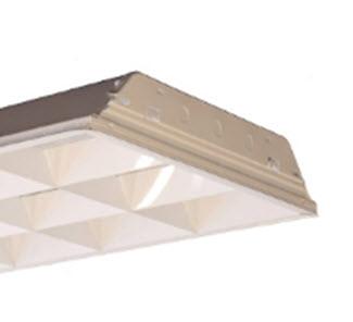 Parabolic Troffer Light Fixture