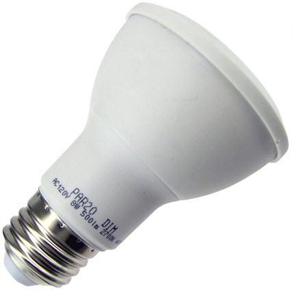 led 8 watt par20 flood light bulbs led par20 light bulb. Black Bedroom Furniture Sets. Home Design Ideas