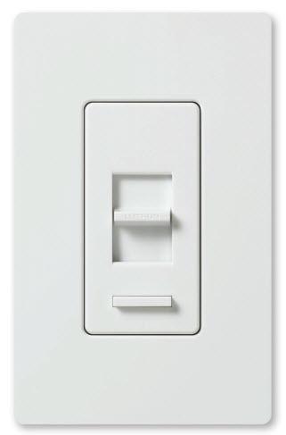 lutron led cfl incandescent wall dimmer. Black Bedroom Furniture Sets. Home Design Ideas