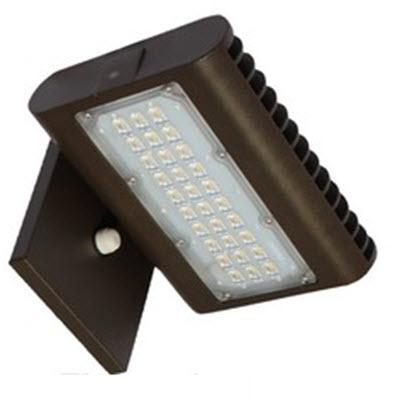 LED Flat Panel Wall Mount Light Fixture