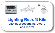 Lighting Retrofit Kits