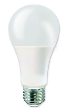 Westgate LED A19 8-Pack Light Bulbs - 9 Watt - 3000K