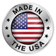 Made in the USA light fixtures.