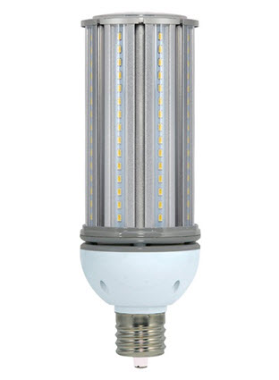 LED 54 watt corncob lamps - 120/277 volt - 5000K