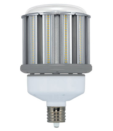 LED 100 watt corncob light bulbs - 120/277 volt - 4000K
