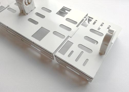 T8 Lighting Retrofit Conversion Kit 2 Lamp 866 637 1530