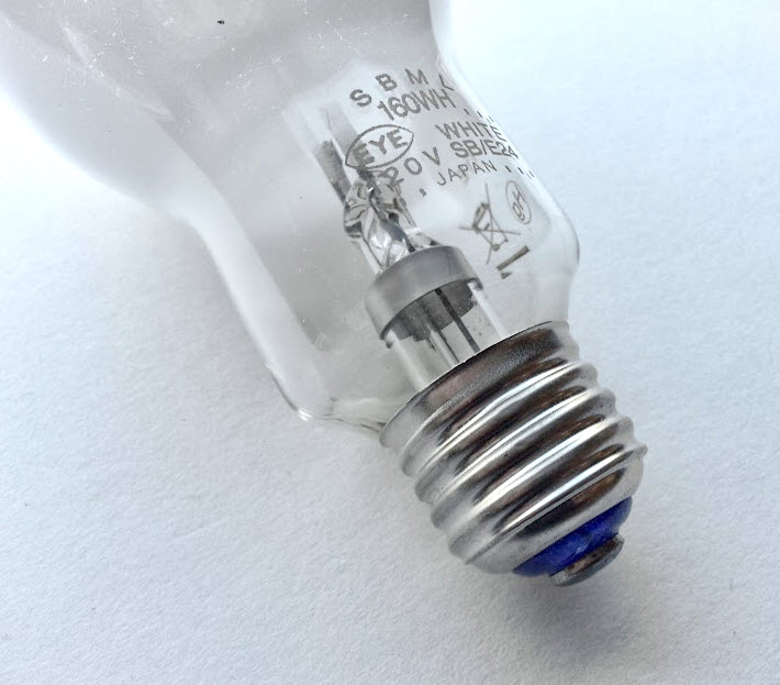 Self ballasted mercury vapor light bulbs | SBMV mercury light bulb ...