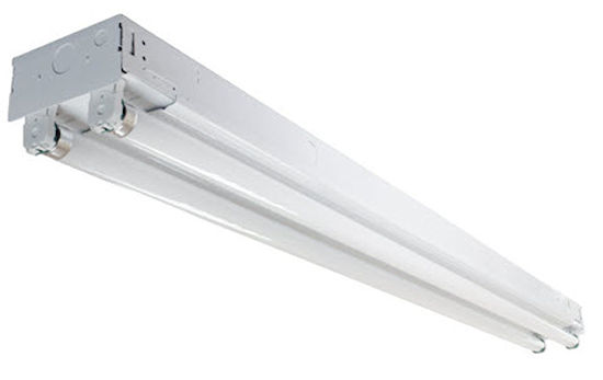 T8 Fluorescent 2 Lamp Strip Light Fixtures - Shop great prices and ...