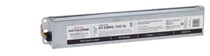 700 Lumen Low Profile Emergency ballasts