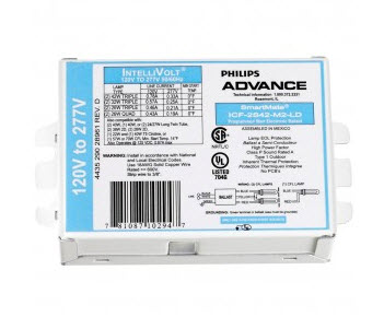 Advance CFL Electronic Ballast for Dulux L FT24 And FT40 lamps