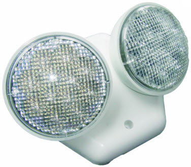 Dual Head LED Remote egress Light