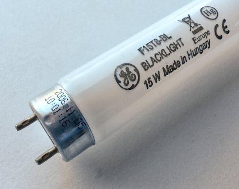 F15t8 350bl Fluorescent Black Light Bulbs 866 637 1530