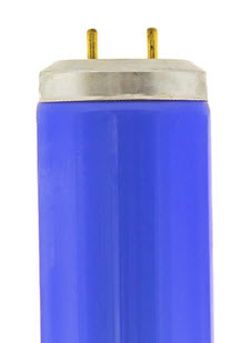 T12 Blue Fluorescent Tube Guards