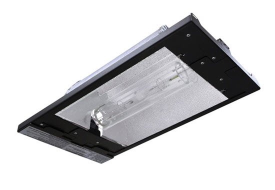 HDE Double End HID Grow Light Fixture - 1000 Watt HPS