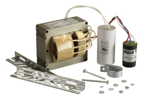 250 watt high pressure sodium ballast kits for a complete replacement of lighting upgrade.