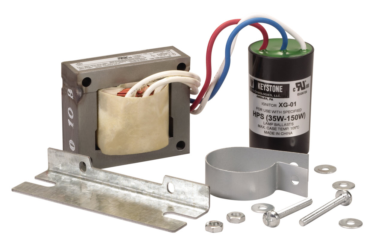 35 Watt High Pressure Sodium Ballast Kit
