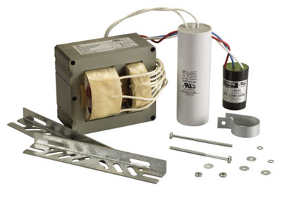 400 watt high pressure sodium ballast kits for a complete replacement of lighting upgrade.