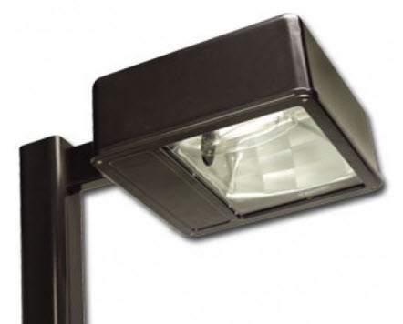High Pressure Sodium Parking Lot Light Fixture