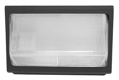 LED wall pack light fixture - 28 watts