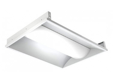 LED 2x2 polycarbonate basket light fixtures - Shop great prices and ...