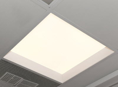 LED 2x2 Skybox light fixture