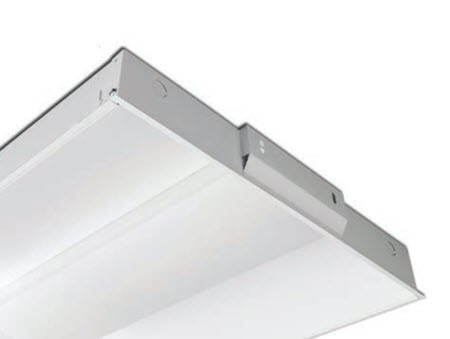 Mobern LED 2X4 center source lighting fixtures - 48 watt - 5000K