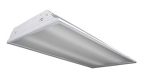 Mobern LED 2X4 troffer light fixture - 57 Watt - 5000K 866