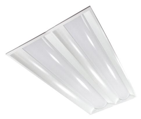 2x4 Led White Troffer Grid Light Fixtures 866 637 1530