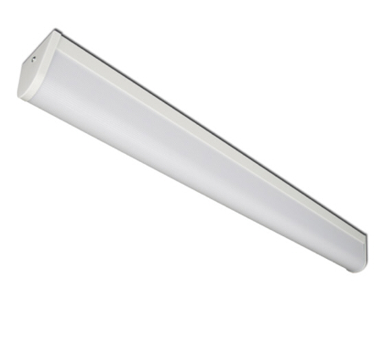 Led Hall Linear Lighting Fixture With 4 Foot Led Lamp 5000k
