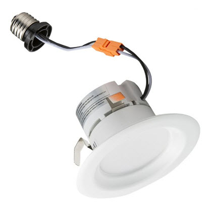 Led 12 Watt 4 Quot Inch Retrofit Light Fixtures 866 637 1530
