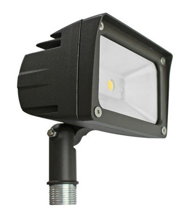LED ECO flood lighting fixture - 50 watt