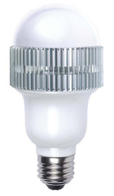 LED emergency light bulbs - 3000K