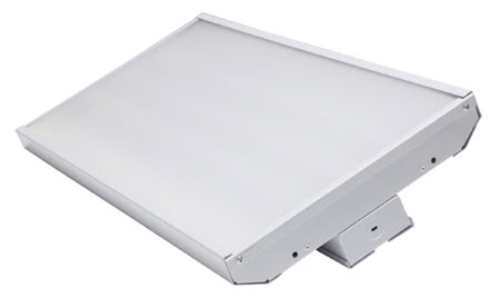 LED high bay lighting fixture with 105 watt.