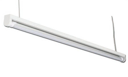 LED low profile pendant lighting fixture