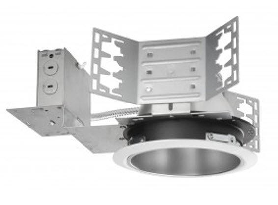 LED 6 inch recessed architectural light fixture