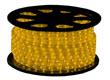 Incandescent rope lights - yellow
