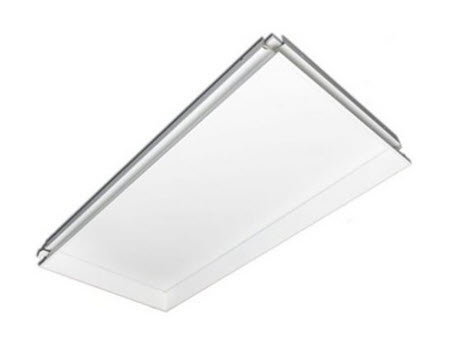 LED Skybox 2x4 grid commercial lite fixture - 50 watt - 4000K