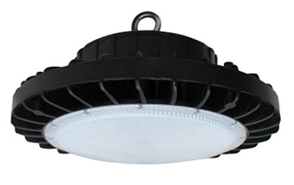 LED UFO high bay light fixture - 220 watt - 4000K