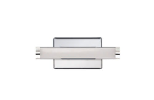 LED 1 foot bathroom vanity light fixtures with selectable color PC