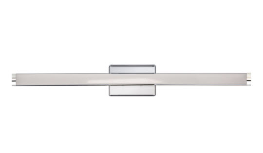 LED 3 foot bathroom vanity light fixtures with selectable color PC