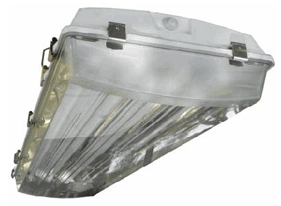 LED vapor tight high bay lights 4 LED lamps included