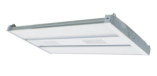 Westgate LED Linear High Bay Light Fixture - 4th Gen - 50 Watt - 4000K