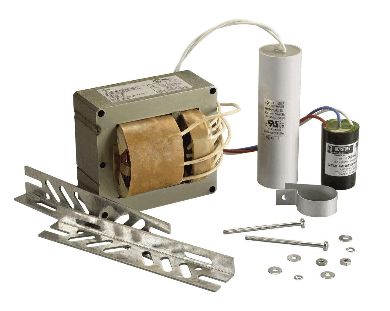 400 Watt Mercury Vapor Ballast Kits 866