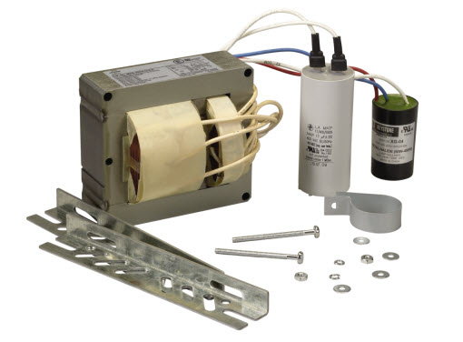 250 watt metal halide ballast kits for a complete replacement or retrofit.