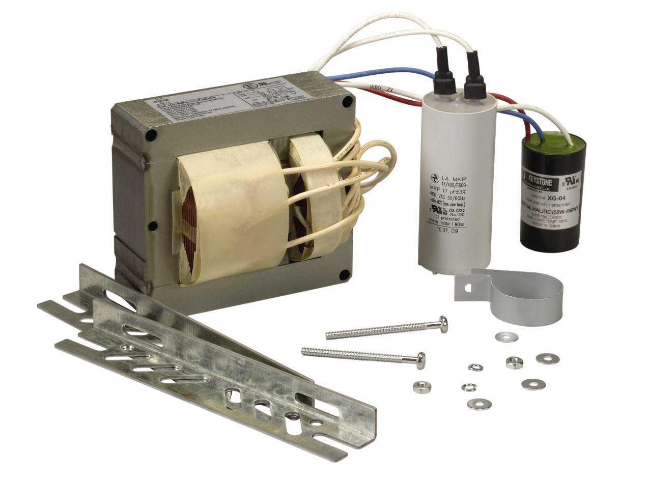 320 watt pulse start metal halide ballast kit